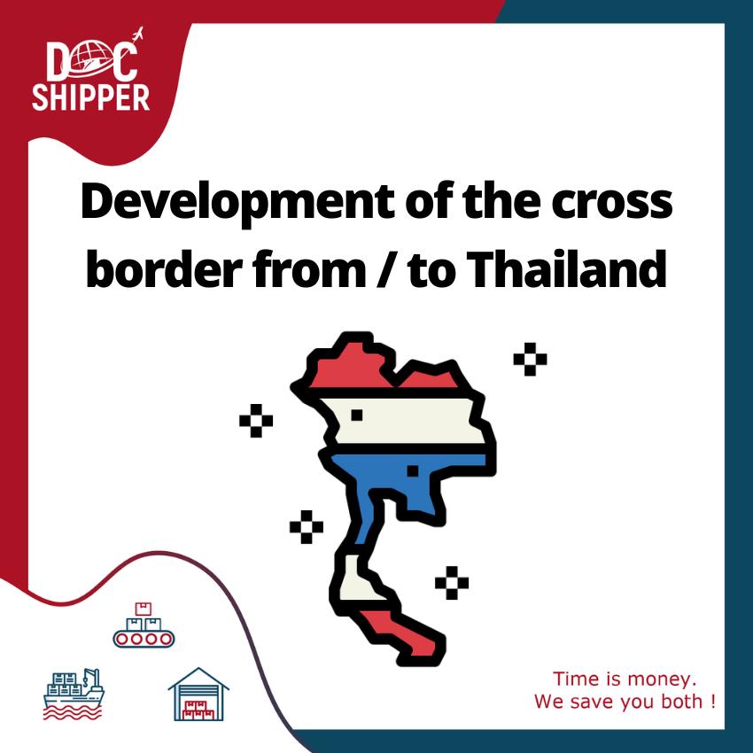 cross border thailand