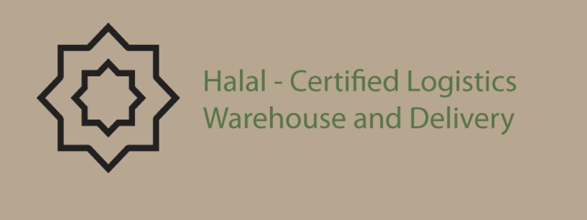 halal certification logistics