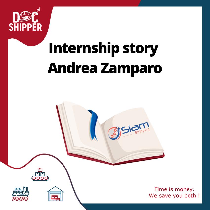 internship story Zamparo