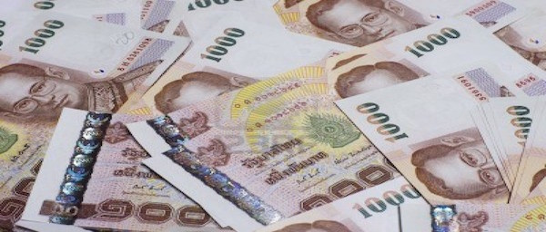 THB currency thailand