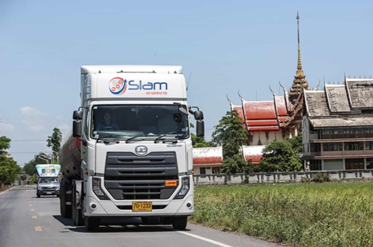 truck siam thailand