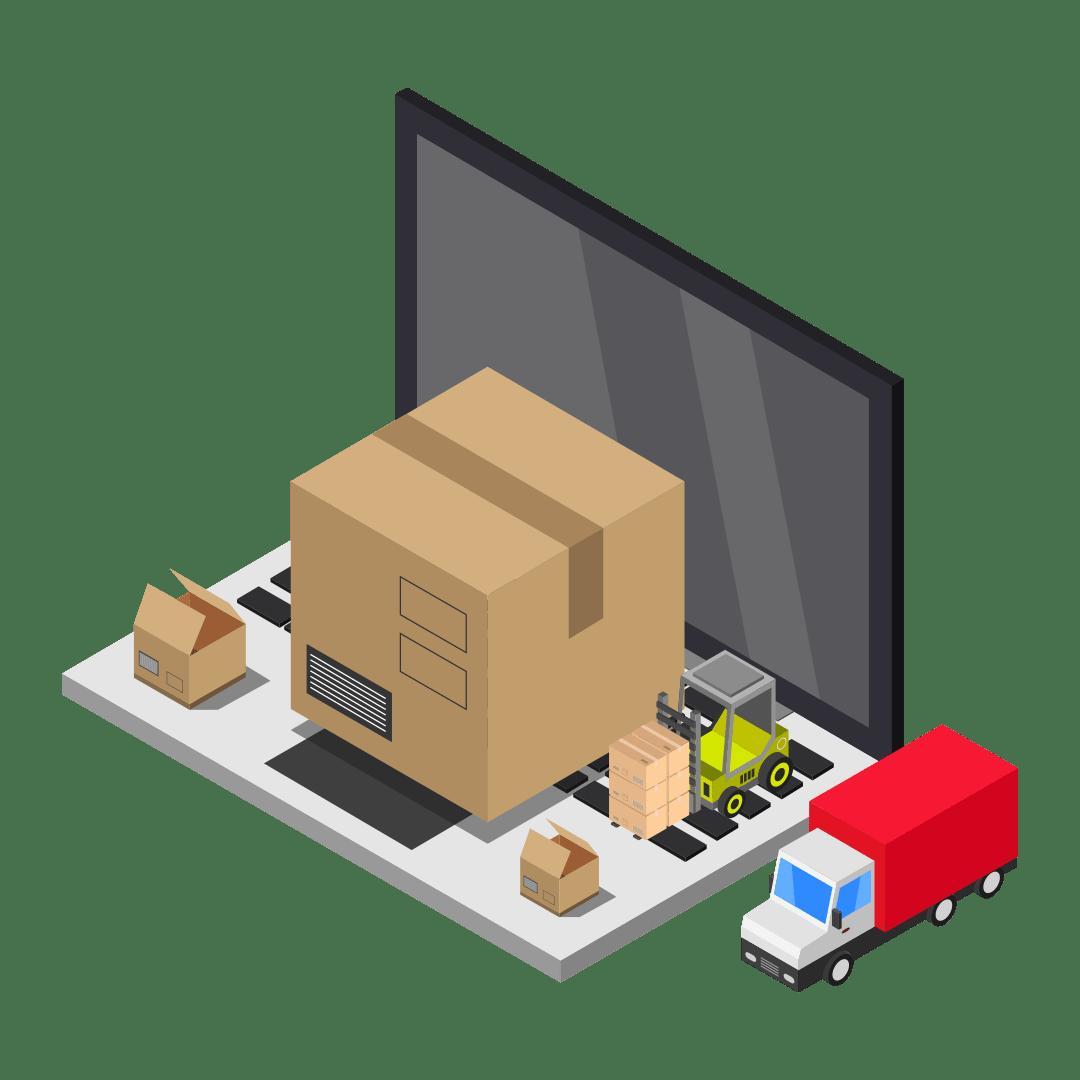digitize logistics-based business